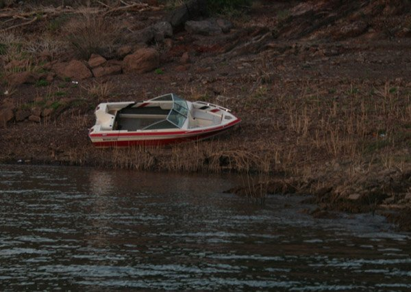 Boat salvage yard azbz forums for Outboard motor salvage yard