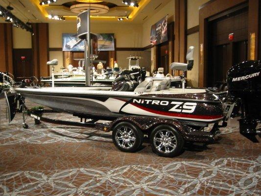 The New Nitro Z AZBZ Forums - Nitro bass boat decals